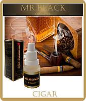 Жидкость для электронных сигарет Mr.Black Сигара 12 мг/мл (Med) - 15 мл, фото 1