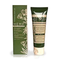 Крем Hemp увлажняющий дневной с экстрактом конопли и гиалуроновой кислотой