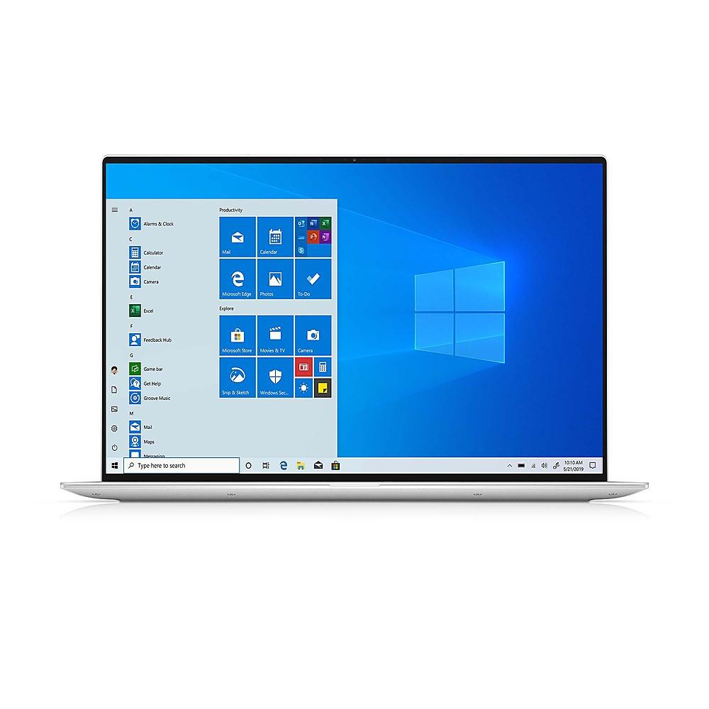 "Dell XPS 13.4"" OLED 3.5 K Touchscreen Laptop - Intel Evo Platform Intel Core i7 - 16GB - XPS9310-7955WHT-PUS"