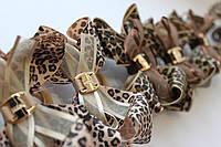 Бантик-леопард Fashion, фото 1