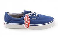 Кеды Мужские Vans Era синего цвета