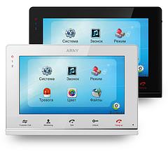 Обновляем цветной видеодомофон AVD-710M с помощью новой прошивки.