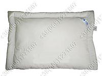 Детская силиконовая подушка 40х60 белая