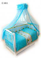 Детская постель Twins Comfort С-011
