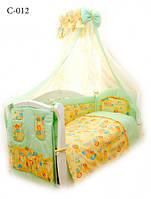 Детская постель Twins Comfort С-012