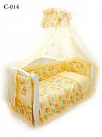 Детская постель Twins Comfort С-014