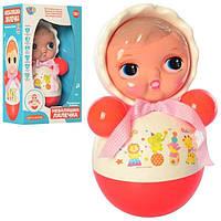 Лялька-неваляшка HB 0005