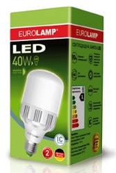 Лампа светодиодная высокомощная 40 Вт Е27 6500К
