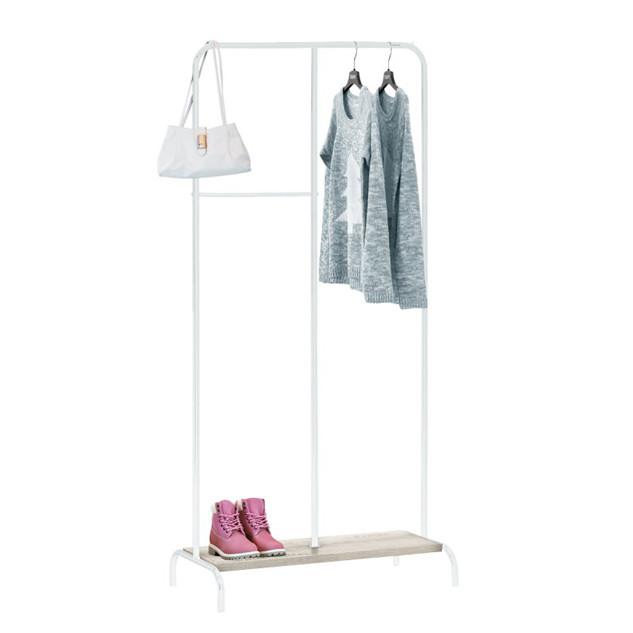 Стійка для одягу «Лофт 3» Білий