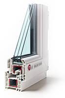 """Металлопластиковые окна """"REHAU Brillant-Design (Рехау Бриллиант) """"., фото 1"""