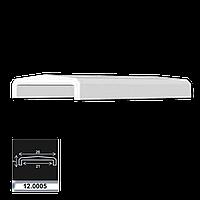 12.0005 Парапет из пенополистирола (с армирующим покрытием)