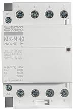 MK-N 4P   40A 2NO2NC