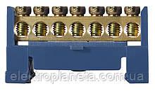 Шини нульові з ізолятором на DIN-рейку серій ВС-4А і ВС-5хх