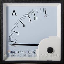 АС Амперметр прям. вкл. 10А 96х96 ( A-96-6)