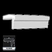 12.0006 Парапет из пенополистирола (с армирующим покрытием)