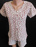 Хлопковые пижамы для молодежи., фото 2