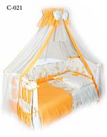Детская постель Twins Comfort С-021
