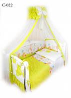 Детская постель Twins Comfort С-022