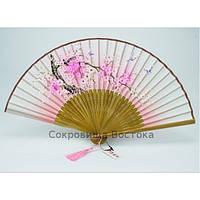 Корейский веер «Нежность», фото 1