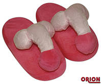 Тапочки Penis Slippers Pink