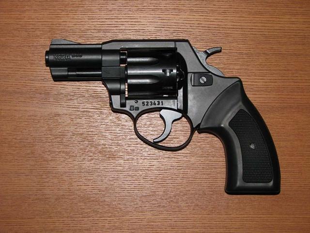 """Револьвер під патрон флобера Kora Brno RL2.5"""""""