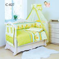 Детская постель Twins Comfort С-027