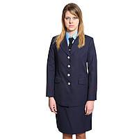 Форма женская МВД (китель и юбка)