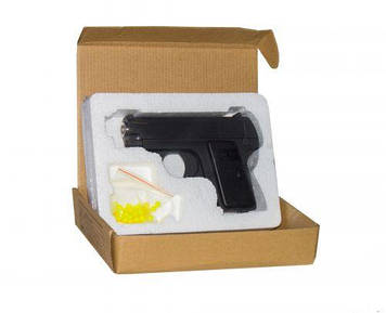 Пістолет металевий