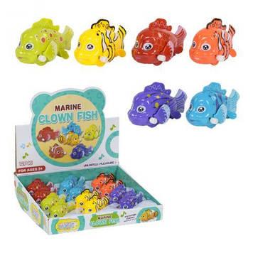 "Набір ""Заводна іграшка: рибка"" (12 шт)"