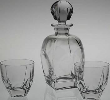 Набор для виски (7пр.) BOHEMIA fiorde 3379, фото 2