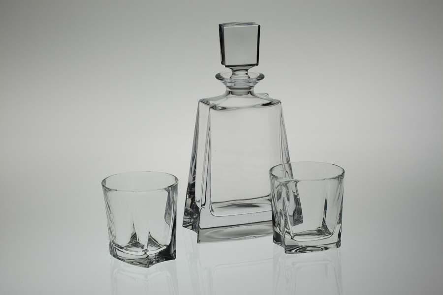 Набор для виски (7пр.) BOHEMIA ketrin 4033