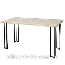 """Обідній стіл """"Айлант"""" Дуб Античний ()"""