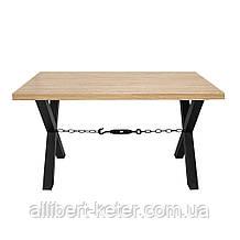 """Обідній стіл """"Тіс"""" Дуб Античний ()"""