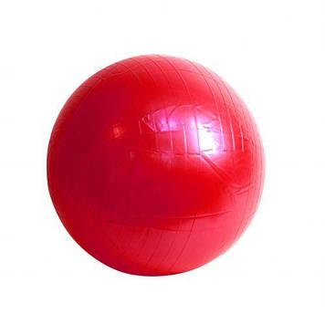 М'яч для фітнесу, 65 см (червоний)