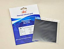 Термопрокладка 3K1200 1.0мм 100x100 12W термоинтерфейс для видеокарт ноутбука (TPr-3K12W-10)