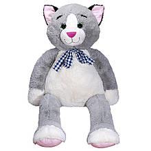 Велика м'яка іграшка FANCY Кіт Тимофій 90см (KTF3)