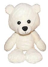 М'яка іграшка Fancy ведмедик Баррі білий (MBA01-1)