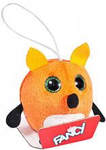 М'яка іграшка-брелок Fancy глазастик лисиця 8 см (GIU0)
