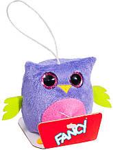 М'яка іграшка-брелок Fancy глазастик сова 8 см (GOU0)