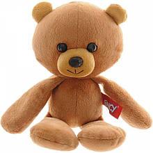 М'яка іграшка Fancy ведмедик Баррі коричневий (MBA01-2)