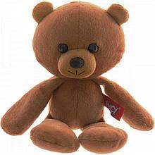 М'яка іграшка Fancy ведмедик Баррі темно-коричневий (MBA01-3)