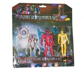 """Герои """"Power Rangers"""""""