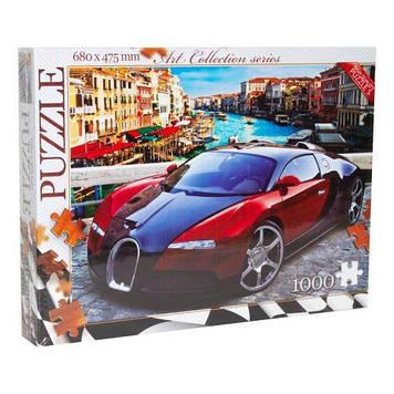 "Пазлы ""Bugatti Veyron"", 1000 элементов"