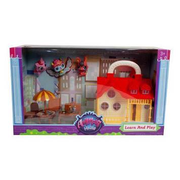"""Ляльковий дім """"Petshop"""" з героями та меблями"""