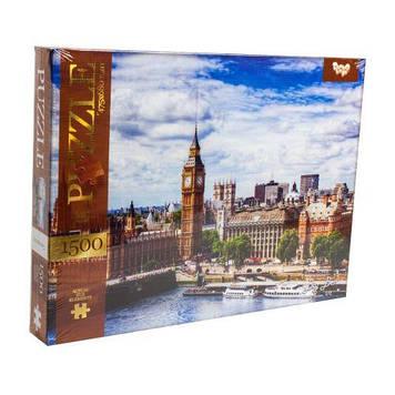 "Пазлы ""Биг Бен, Лондон"", 1500 элементов"
