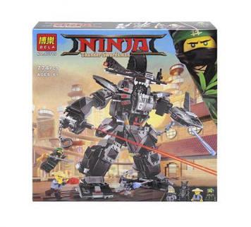 """Конструктор """"Ninja. Thunder Swordsman"""", 774 дет"""