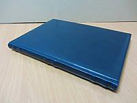 Ежедневник А4 натуральная кожа Синий