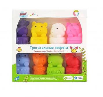 """Игрушки для ванной """"Трогательные зверята"""""""