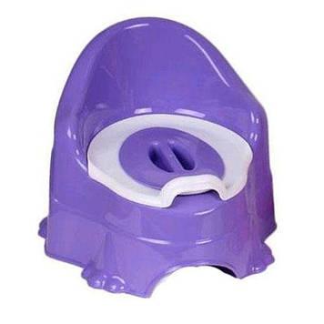 Горшок детский (фиолетовый)