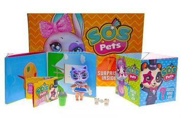 """Фігурка-сюрприз """"SOS Pets"""""""